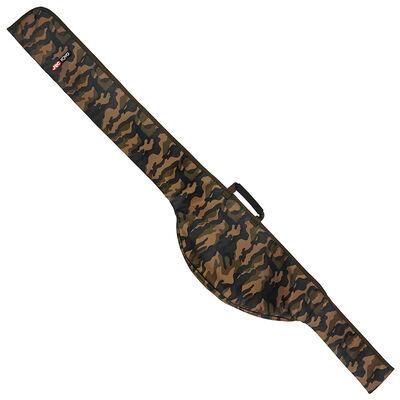Housse indiduelle pour canne  jrc rova camo rod sleeve 12' - Housses individuelle | Pacific Pêche