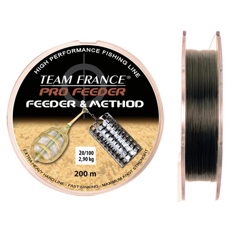 Nylon coup team france feeder method 200m - Monofilaments | Pacific Pêche