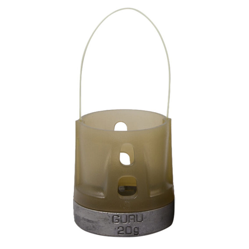 Cages feeder coup guru x-change distance feeder solid small (x2) - Cages Feeder | Pacific Pêche