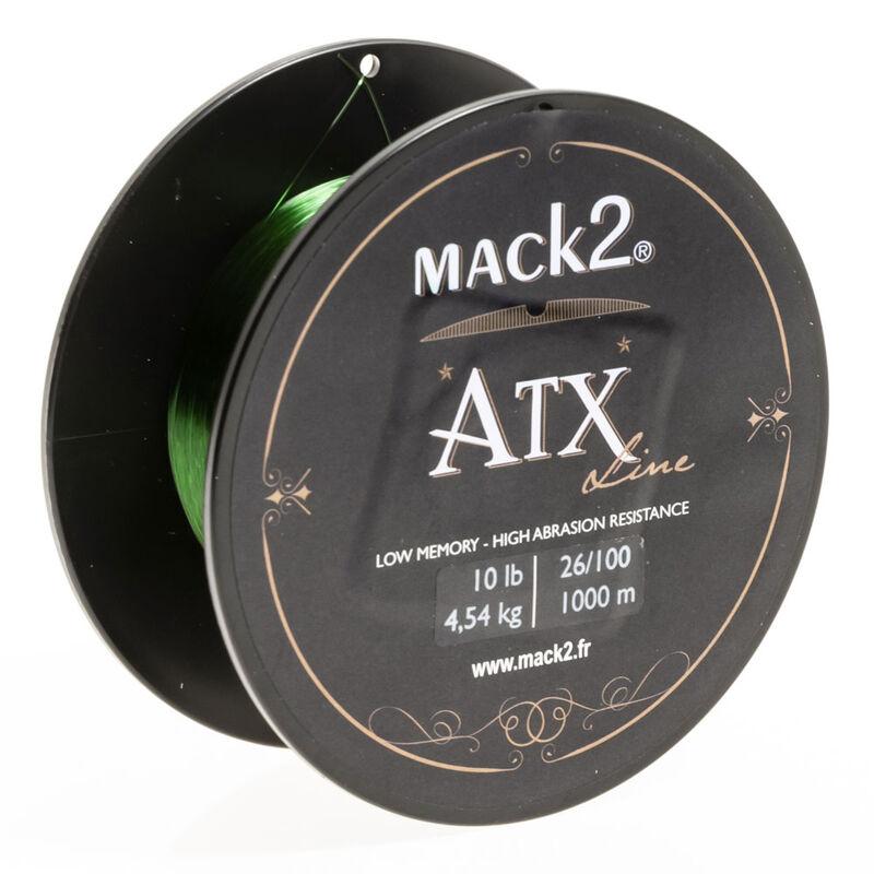 Nylon carpe mack2 atx line - Monofilament | Pacific Pêche