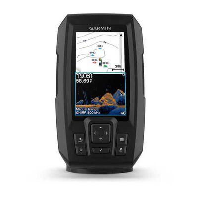 Combiné garmin striker vivid 4cv avec sonde gt20-tm - Sondeurs/Gps | Pacific Pêche