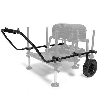 Kit chariot offbox preston - siège feeder | Pacific Pêche