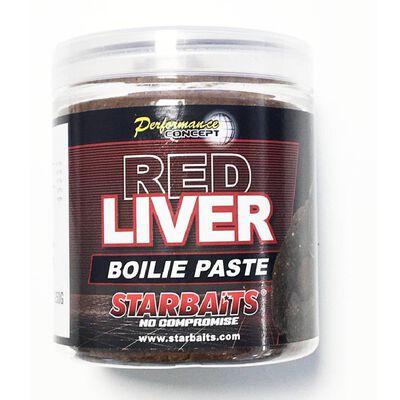 Pâte d'enrobage starbait pc red liver paste baits 250g - Pâtes | Pacific Pêche