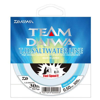 Fil mer daiwa team daiwa sw 300m - Nylons | Pacific Pêche