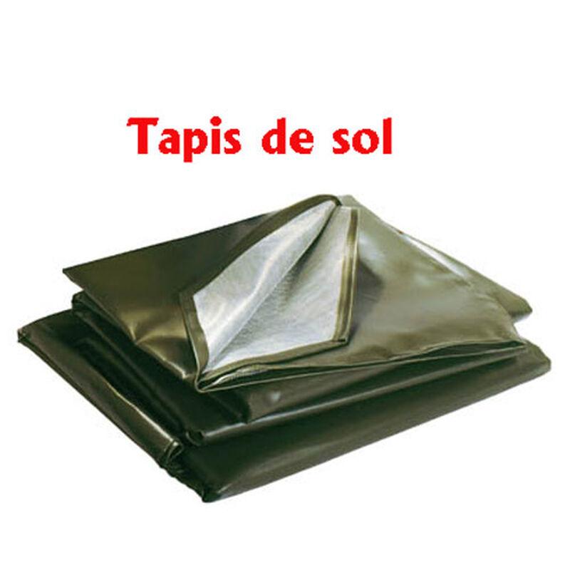 Tapis de sol pour biwy carpe nash titan t1 groundsheet - Tapis de sol | Pacific Pêche