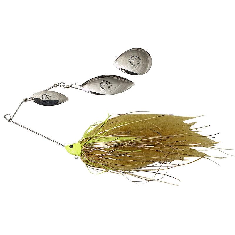 Spinnerbait carnassier savage gear da' mega bush 55g - Leurres spinner Baits | Pacific Pêche