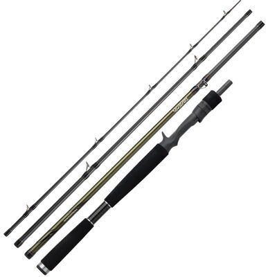Canne casting carnassier team daiwa travel 684 mhrb 2.03m 7-28g - Cannes Casting   Pacific Pêche