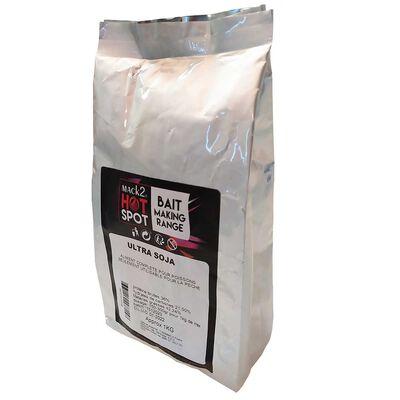 Farine mack2 de soja 1kg - Mixs | Pacific Pêche