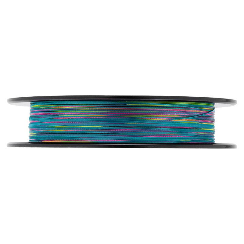 Tresse carnassier daiwa jbraid 8 brins multi-color 150m - Tresses | Pacific Pêche