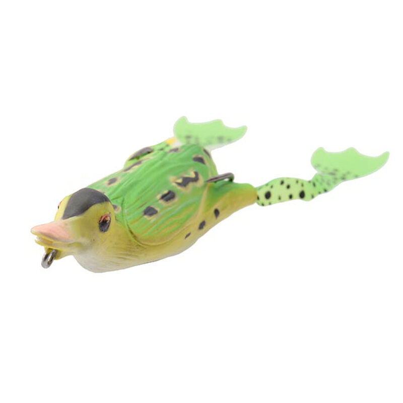 Leurre souple surface carnassier savage gear the fruck 3d hollow duckling weedless s 7.5cm 15g - Créatures | Pacific Pêche