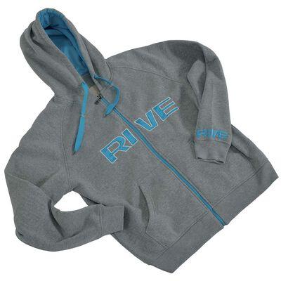 Sweat à capuche zippé homme rive - Sweat Shirt | Pacific Pêche