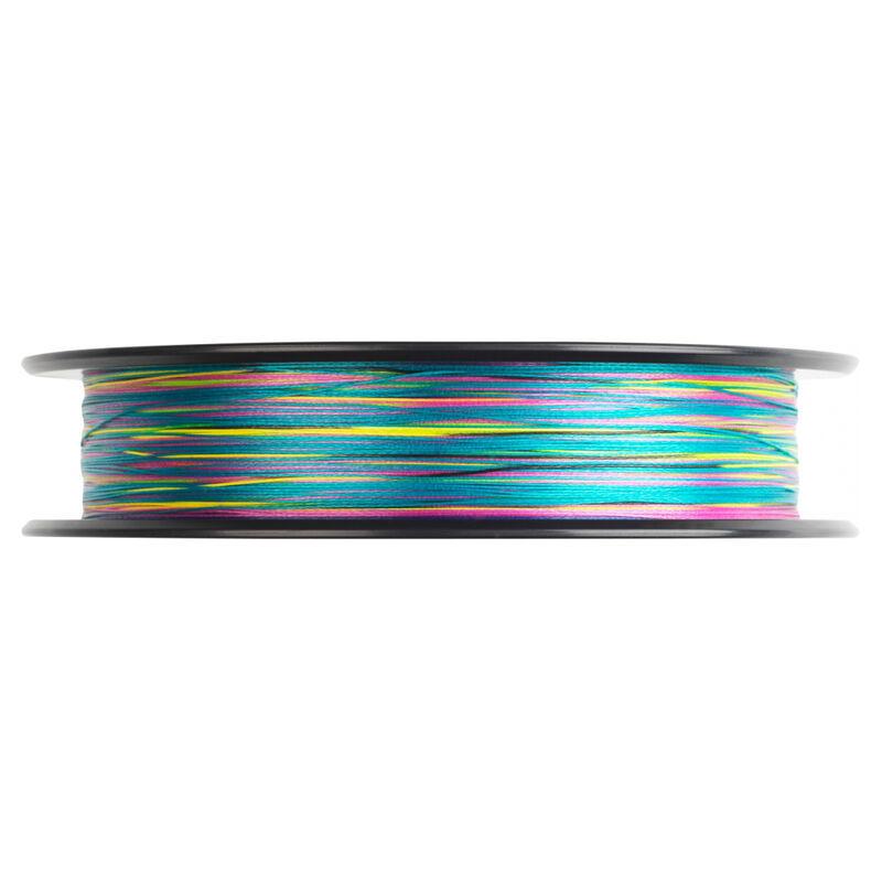 Tresse daiwa jbraid grand multicolor (8 brins) bobine de 500m - Tresses | Pacific Pêche