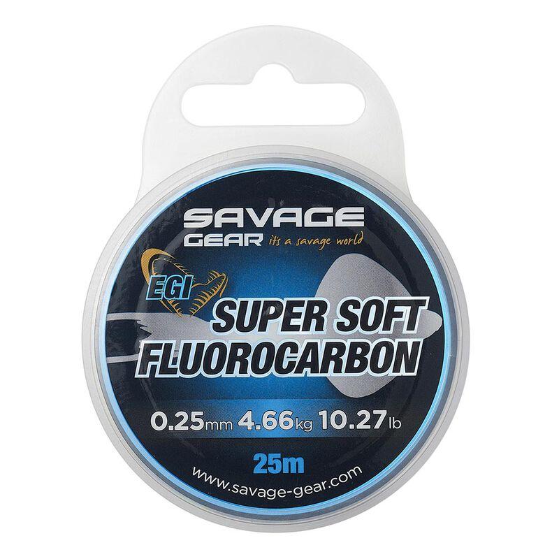 Flurocarbone pour la pêche des céphalopodes bobine de 25m - Fluorocarbons   Pacific Pêche
