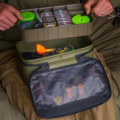 Sac à accessoires korda compac organiser - Sacs/Trousses Acc. | Pacific Pêche