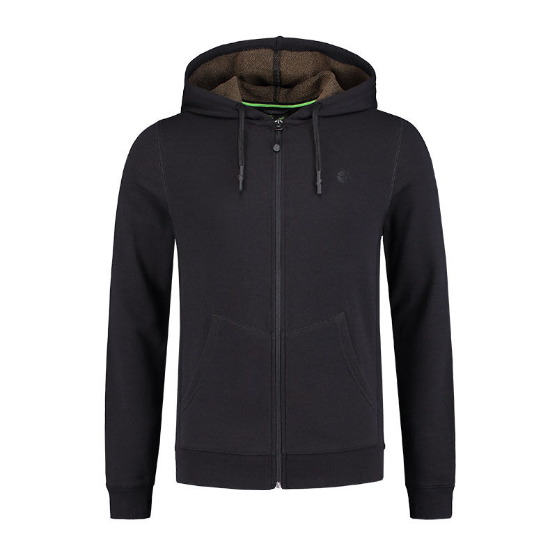 Sweat-shirt korda kore black zip hoodie - Sweats | Pacific Pêche