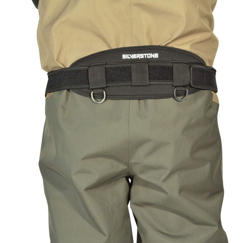 Pack wading silverstone wader hardwater pro + chaussures feutre - Packs | Pacific Pêche