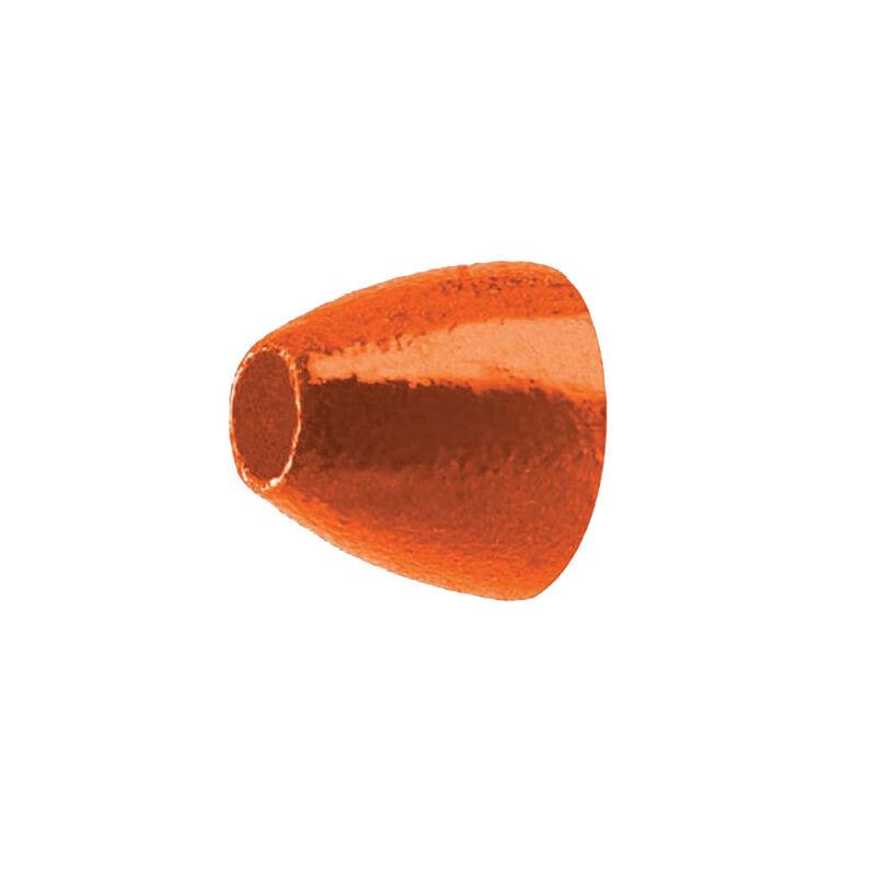 Fly tying lests jmc casques stream sérigraphiés orange (x10) - Casques | Pacific Pêche