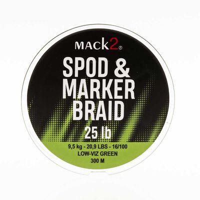 Tresse mack2 spod and marker braid xlr 0.16 mm 300 m - Tresse | Pacific Pêche