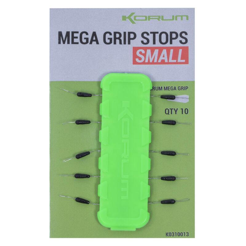Stop float korum mega grip stops (10 piéces) - Flotteurs | Pacific Pêche