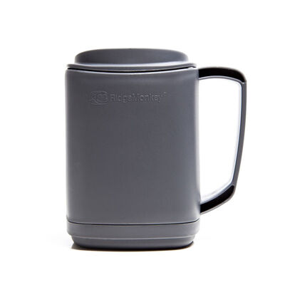 Mug carpe ridge monkey thermomug gunmetal grey - Cuisine/Repas   Pacific Pêche