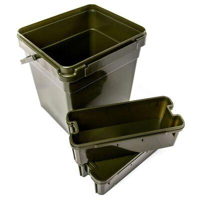 Seau carpe ridge monkey modular bucket xl 30 litre - Seaux   Pacific Pêche