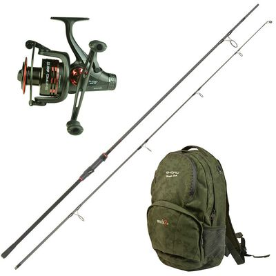 Pack mack2 sword stalk'r 9' 3lbs moulinet sword et sac à dos - Cannes ≤11' | Pacific Pêche