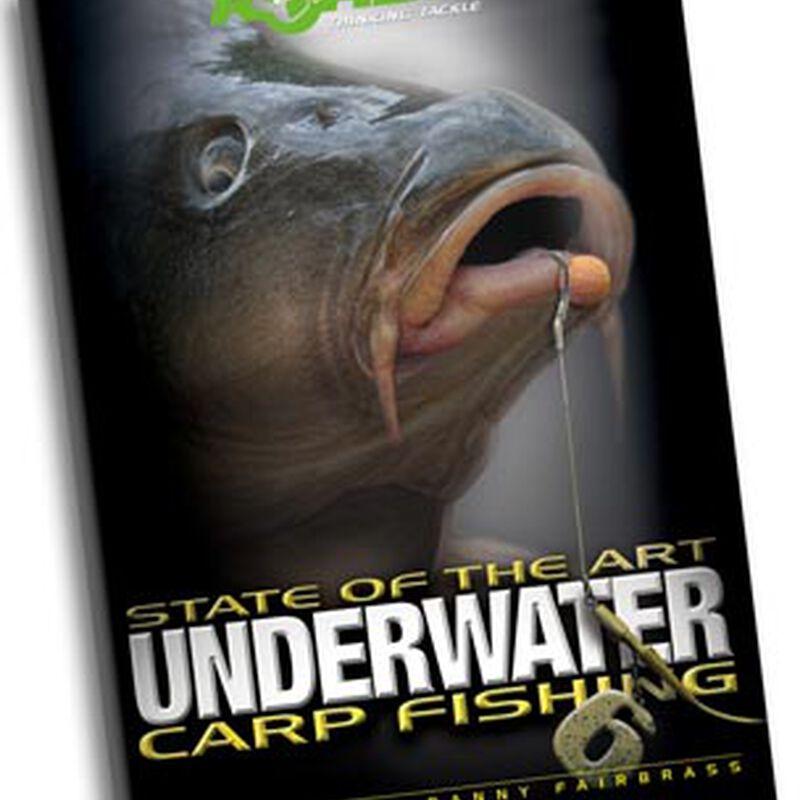Dvd carpe korda state of the art underwater carp fishing part - Dvd | Pacific Pêche