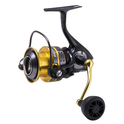 Moulinet spinning abu garcia superior 4000sh - Moulinets frein avant | Pacific Pêche