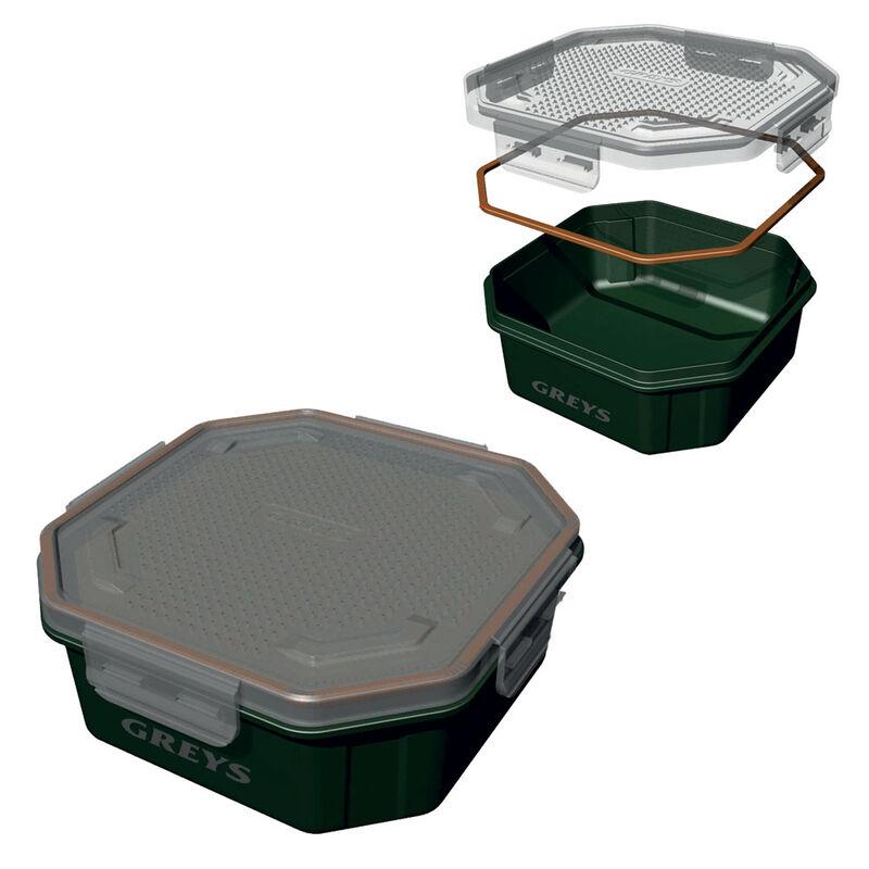 Boite à appâts coup greys prodigy klip-lok perfored lid - Boites à Appats | Pacific Pêche