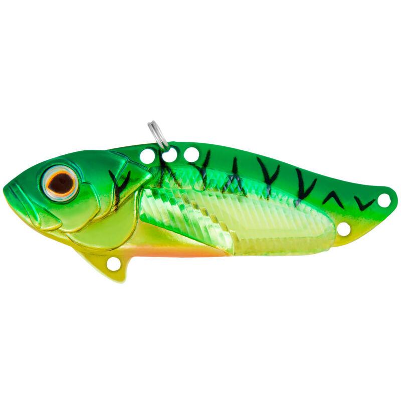 Leurre métallique lame vibrante carnassier strike pro astro vibe uv 65 6,5cm 26,3g - Lames Vibrantes   Pacific Pêche