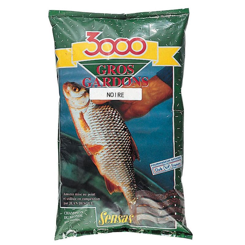 Amorce coup sensas 3000 gros gardons noire - Amorces   Pacific Pêche