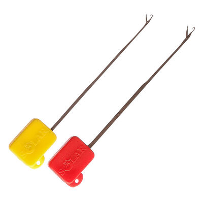 Aiguille à épissure solar splicing needles small (x2) - Aiguille   Pacific Pêche