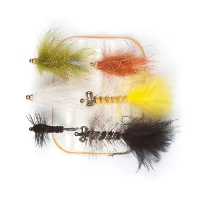 Kit mouches jmc 6 streamers - Kit Mouches | Pacific Pêche