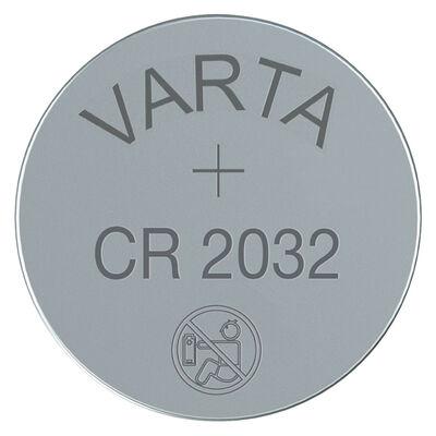 Pile carpe varta cr 2032 3v (pour balancier lumineux) - Accessoires de balanciers | Pacific Pêche