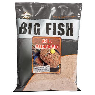 Method mix carpe dynamite baits big fish krill 1.8kg - Methods Mix | Pacific Pêche