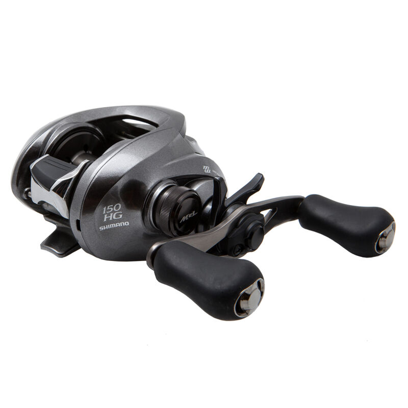 Moulinet casting droitier carnassier shimano chronarch mgl 151 a hg - Casting | Pacific Pêche