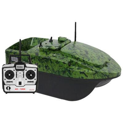Bateau amorceur carpe anatec pacboat start r evo camou ivy + telecomm. ad1202 - Bateaux Amorceurs | Pacific Pêche