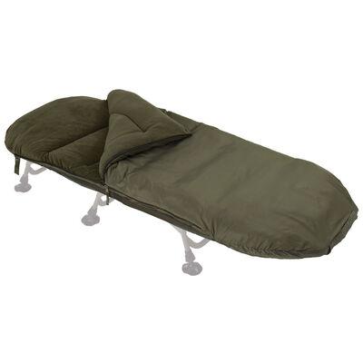 Sac de couchage carpe trakker big snooze + compact - Sac de couchages   Pacific Pêche