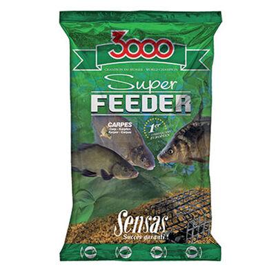 Amorce coup sensas 3000 super feeder carpe 1kg - Amorces | Pacific Pêche