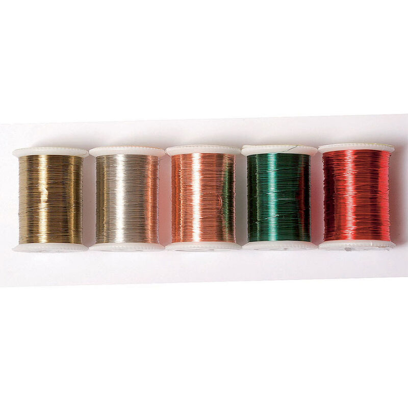 Fly tying jmc fil de cuivre - Fils/Tinsels | Pacific Pêche