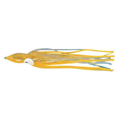 Leurre octopus mer flashmer 11cm (x5) - Tubes / Octopus | Pacific Pêche