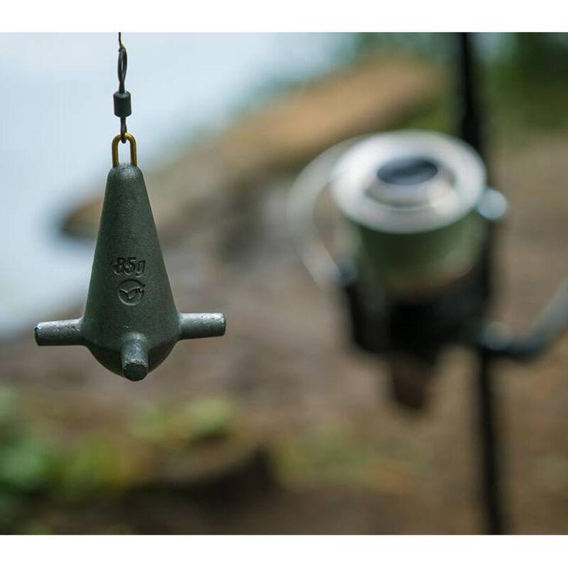 Plomb marqueur carpe korda pronged marker leads 2 / 3oz (57g / 86g) - Emerillons | Pacific Pêche