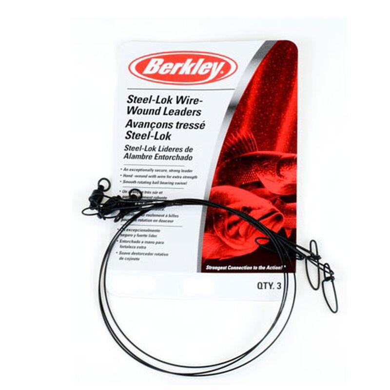 Avançons berkley mc mah wire wound steelon lead 15cm - Bas de Lignes / Lignes Montées | Pacific Pêche