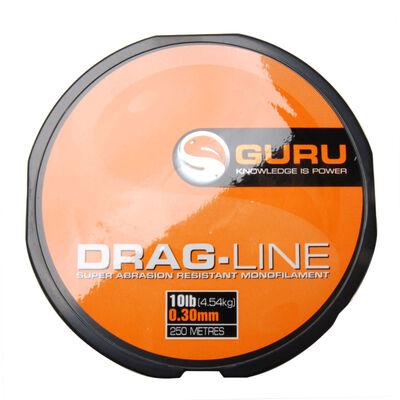 Nylon coup guru drag line 250m - Monofilaments | Pacific Pêche