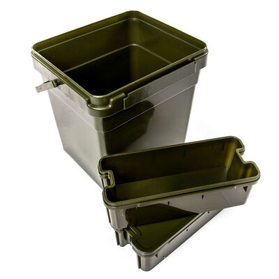 Seau carpe ridge monkey modular bucket standard 17 litre - Seaux | Pacific Pêche
