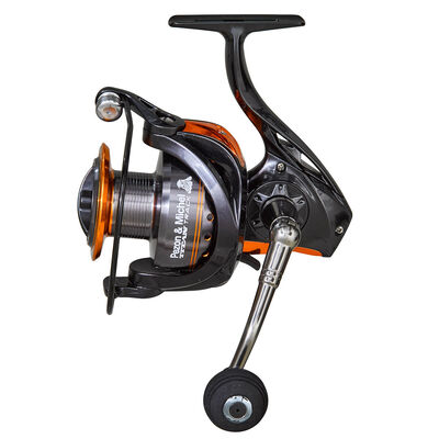 Moulinet frein avant silure pezon et michel titan track fv 500 - Spinning | Pacific Pêche