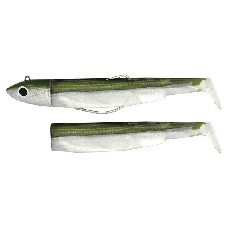 Pack lancer canne evok qualium sw 722hs + moulinet + tresse + leurres fiiish - Packs | Pacific Pêche
