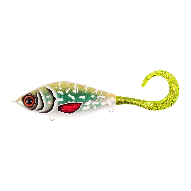 Leurre jerkbait carnassier cwc guppie tail jr 11.5cm 70g - Jerk Baits | Pacific Pêche