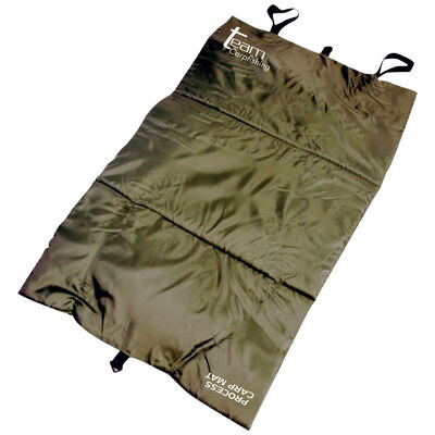 Tapis de réception carpe team carpfishing process carp mat - Tapis réception | Pacific Pêche