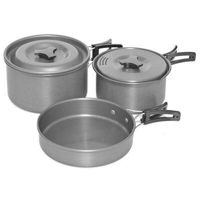 Set cuisine trakker armolife cookware set 3 piece - Cuisine/Repas | Pacific Pêche